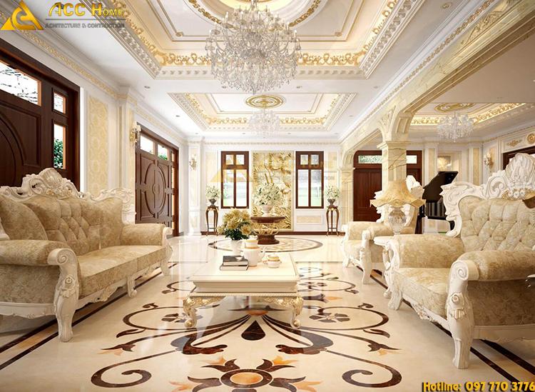 Thiết kế nội thất biệt thự nhà đẹp tại Lakeview Villas Bình Dương