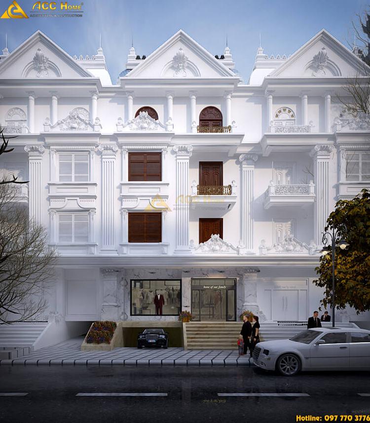 Thiết kế nội thất biệt thự cao cấp Green River City Bình Dương