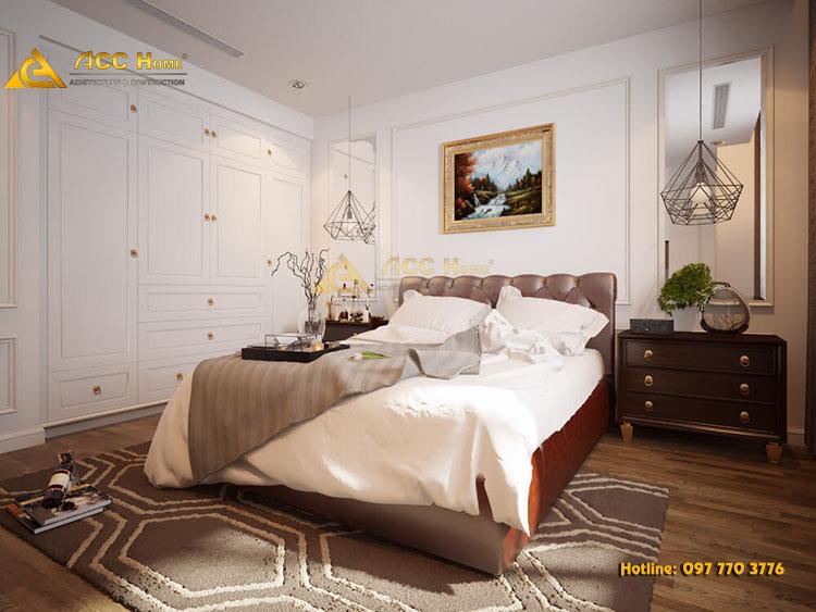 Thiết kế nội thất căn hộ chung cư rộng tại Quận 7 tp Hồ Chí Minh