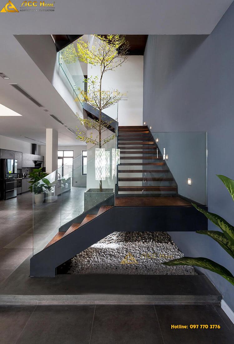 khu vực cầu thang