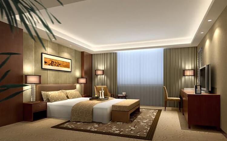nội thất khách sạn mini tân cổ điển