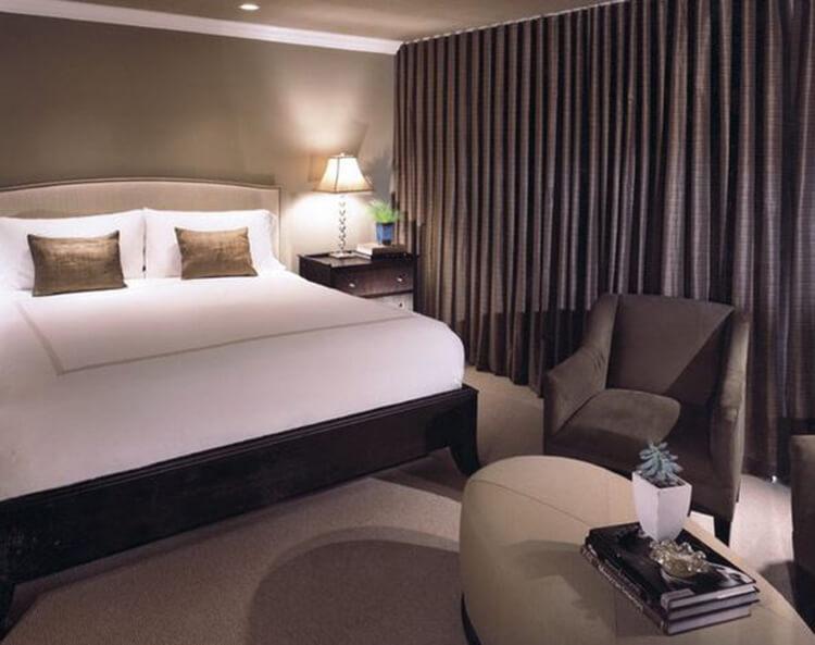 hình ảnh phòng ngủ khách sạn mini