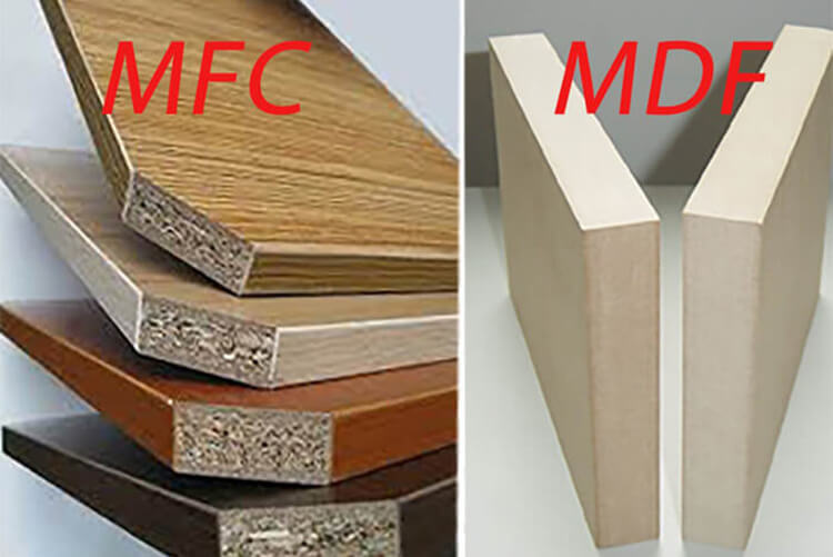 phân biệt ván MFC