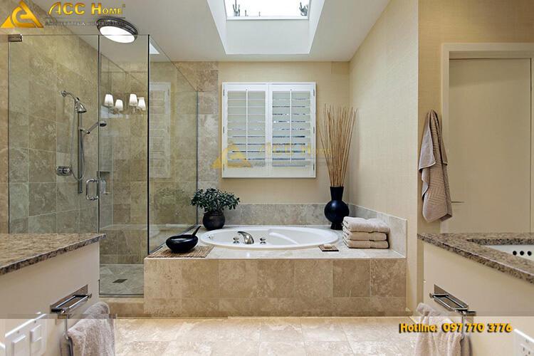 Bồn tắm nằm hiện đại