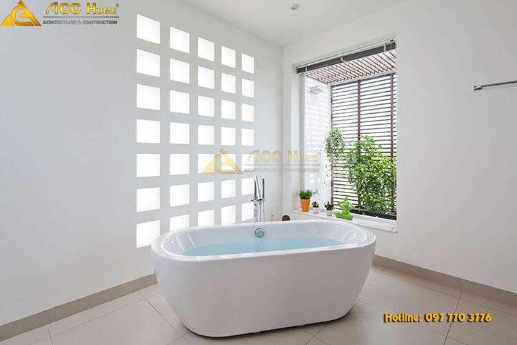công năng của bồn tắm