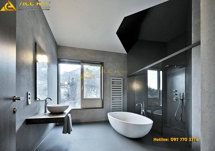 cách đặt bồn tắm