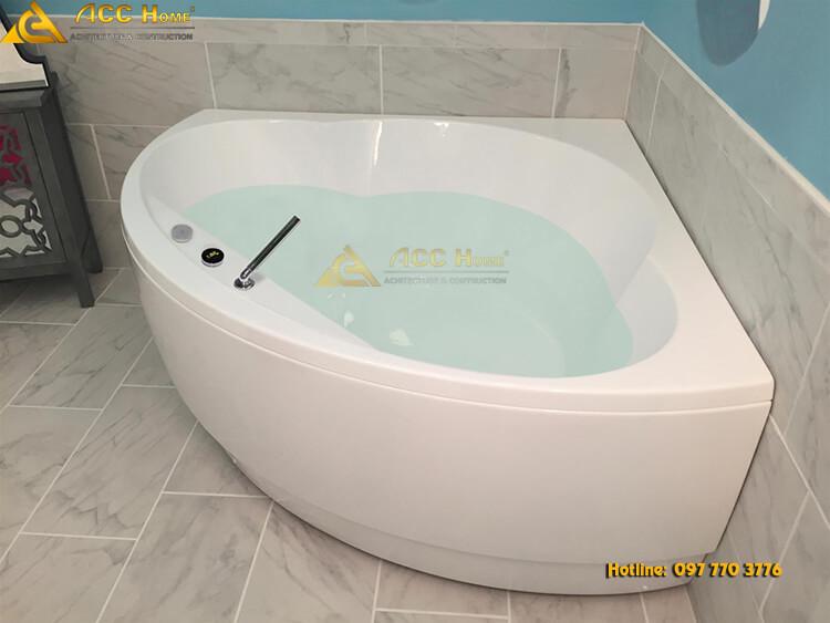 bồn tắm nằm cải tiến