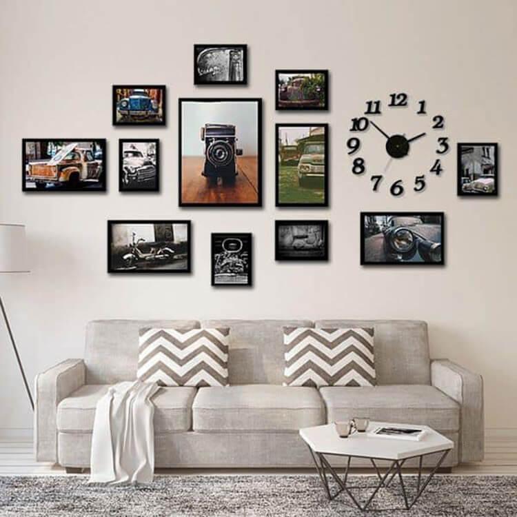 Bảng giá tham khảo tranh troe tường phòng khách