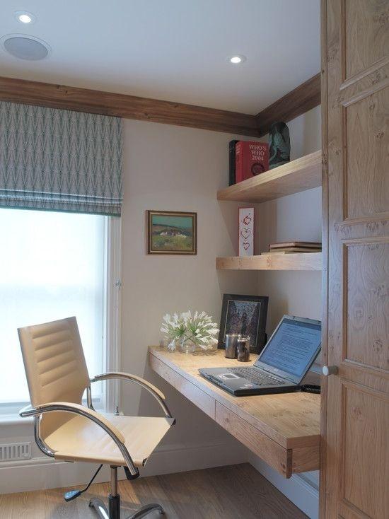Ý tưởng design bàn làm việc dù ko gian chỉ vài mét vuông - Acc Home (4)