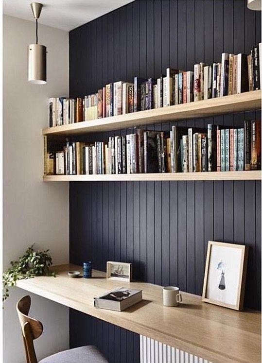 Ý tưởng design bàn làm việc dù ko gian chỉ vài mét vuông - Acc Home (5)