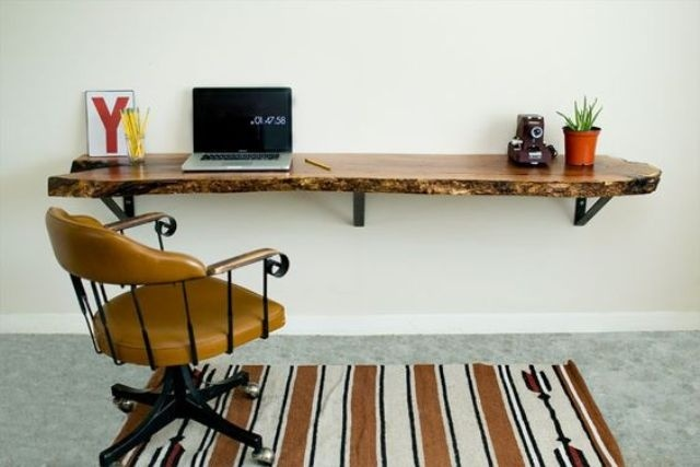 Ý tưởng design bàn làm việc dù ko gian chỉ vài mét vuông - Acc Home (11)