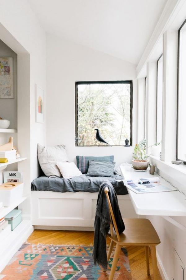 Mê mẩn những góc làm việc đẹp lung linh bên cửa sổ - Acc Home (2)