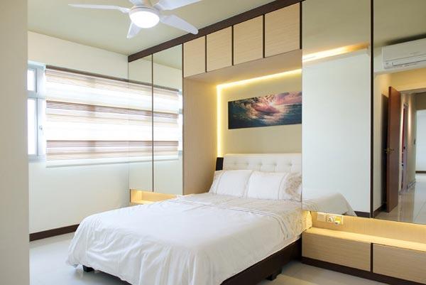 chung cư Phong cách trong lành kiểu Singapore 2