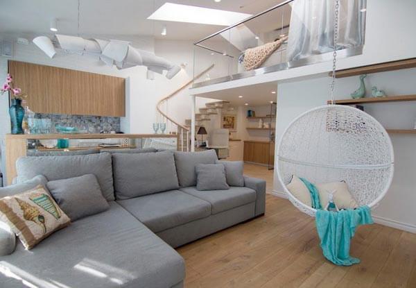 design nội thất chung cư khoảng trống nhỏ 40-55m 2 căn 5