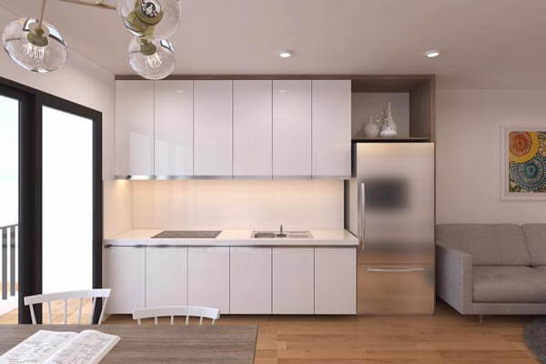 design căn hộ hiện đại khoảng trống 55m 2-60m 2 3