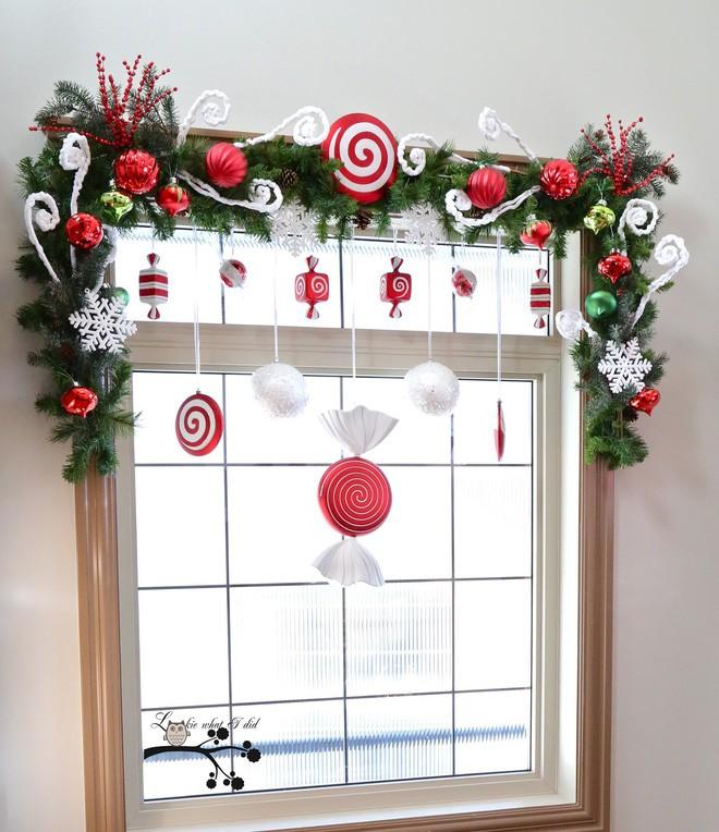 Các ý tưởng hay ho decor cửa sổ mừng Giáng sinh - Acc Home (7)
