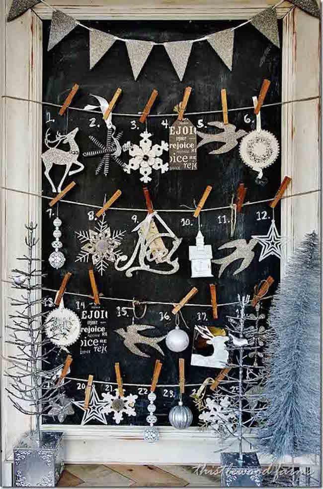 Các ý tưởng hay ho decor cửa sổ mừng Giáng sinh - Acc Home (9)
