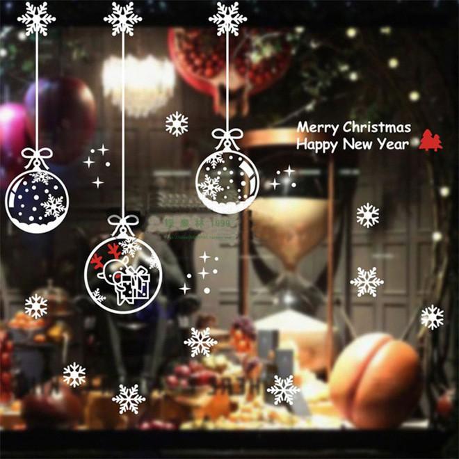 Các ý tưởng hay ho decor cửa sổ mừng Giáng sinh - Acc Home (14)