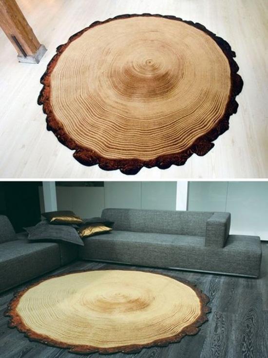 Những mẫu thảm trải sàn phòng tiếp khách độc đáo khó rời mắt - Acc Home (4)