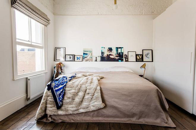 10 tuyệt chiêu giúp ko gian phòng bedroom nhỏ trở nên rộng rãi bất ngờ - Acc Home (9)