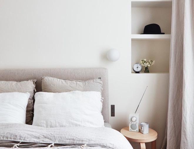 10 tuyệt chiêu giúp ko gian phòng bedroom nhỏ trở nên rộng rãi bất ngờ - Acc Home (10)