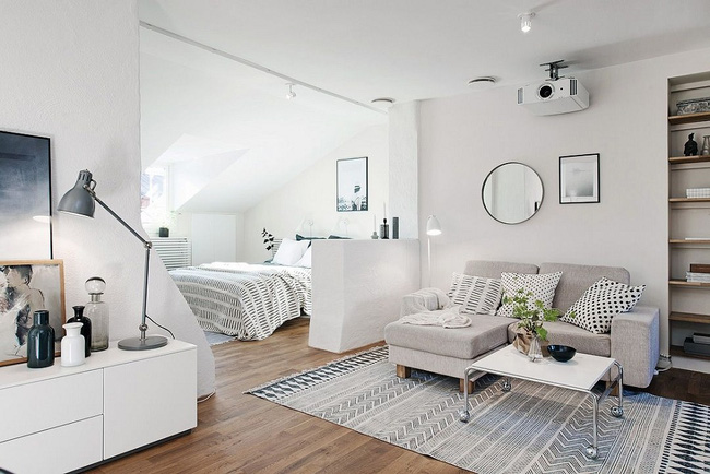 5 cách design phòng bedroom thoáng rộng (12)