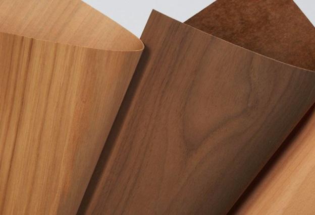 Vân gỗ Melamine có bề mặt mịn bóng, sang trọng và tự nhiên