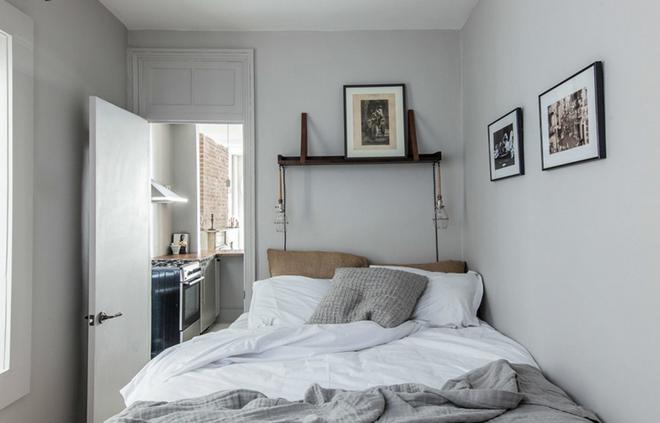 10 tuyệt chiêu giúp ko gian phòng bedroom nhỏ trở nên rộng rãi bất ngờ - Acc Home (2)