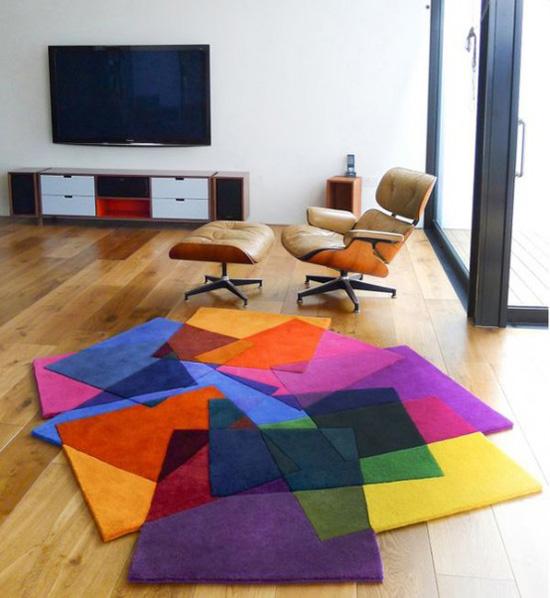 Những mẫu thảm trải sàn phòng tiếp khách độc đáo khó rời mắt - Acc Home (1)